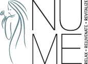 Nu-Me Beauty Salon Logo